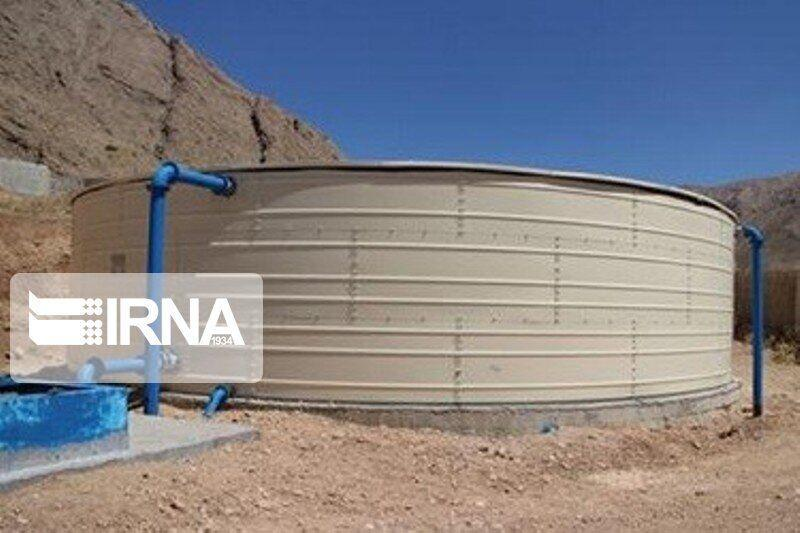 خبرنگاران مخزن پنج هزار متر مکعبی آب سرپل ذهاب سه ماه آینده به بهره برداری می رسد