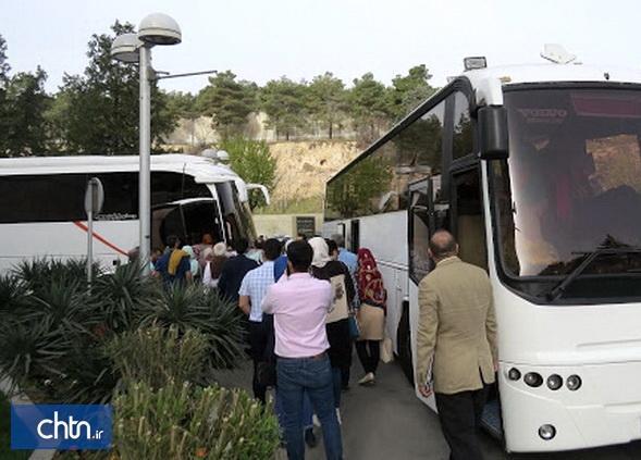 برخورد با 14 تور غیرمجاز گردشگری در قزوین از ابتدای امسال