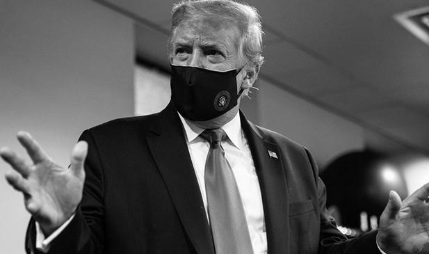 تغییر نظر ترامپ درباره استفاده از ماسک