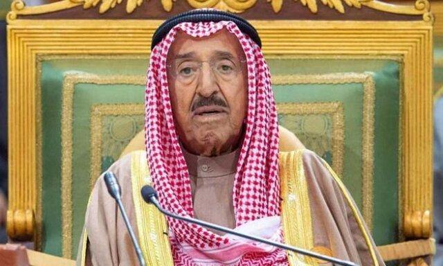 پیام اطمینان بخش نخست وزیر کویت درباره شرایط امیر این کشور
