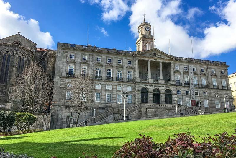 کاخ دا بولسا، طلایه دار شکوه پورتو