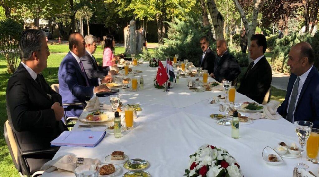 خبرنگاران اعلام آمادگی ترکیه برای یاری به اقلیم کردستان عراق در مقابله با کرونا