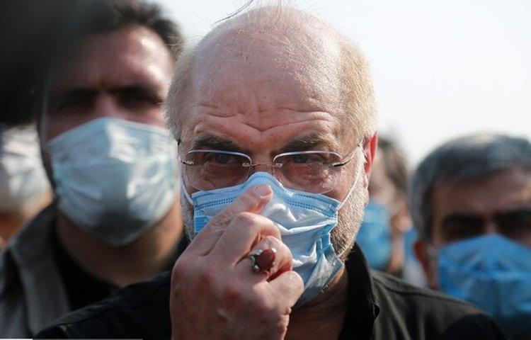قالیباف: همه فشار ها برای پشیمان کردن مردم از انقلاب است