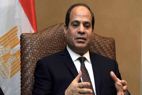 جدیدترین موضع گیری رئیس جمهور مصر علیه ترکیه
