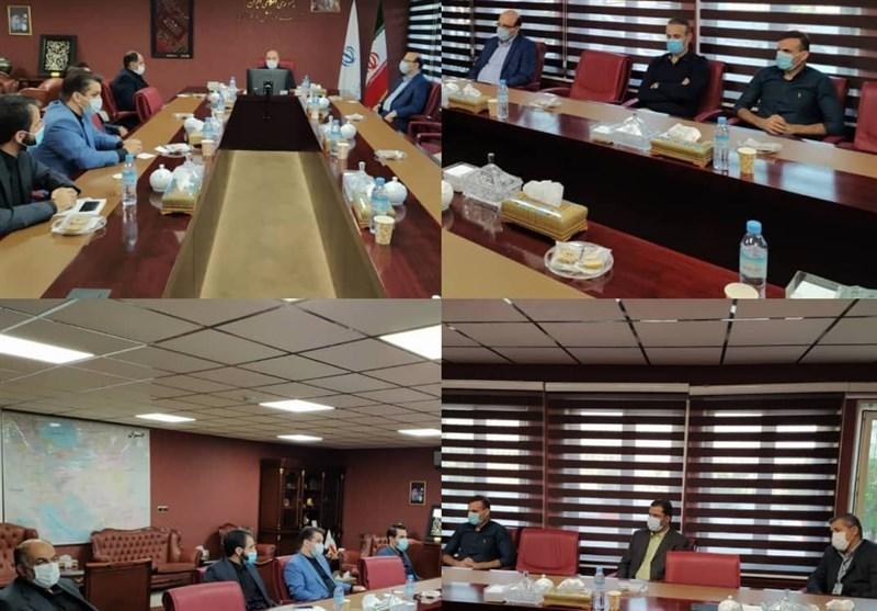 جلسه 3 ساعته گل محمدی، پیروانی و حسینی با وزیر ورزش