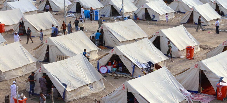 اردوگاه های آوارگان در عراق از سال آینده تعطیل می شوند