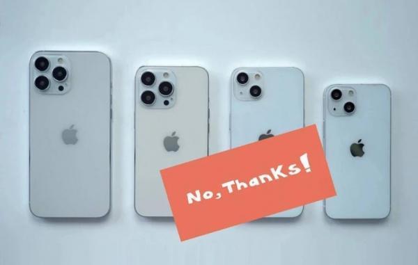 بسیاری از کاربران اندروید به خاطر نبود اثرانگشت و محدودیت های iOS، آیفون 13 را نمی پسندند